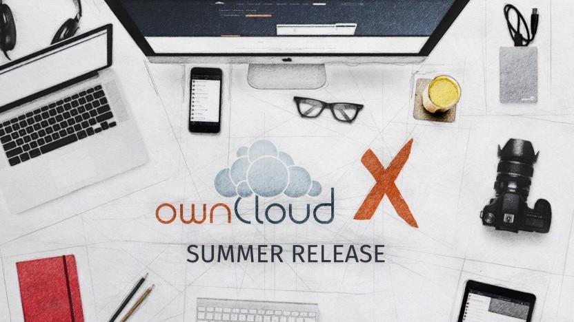 Owncloud 10.0.9 ist erschienen.