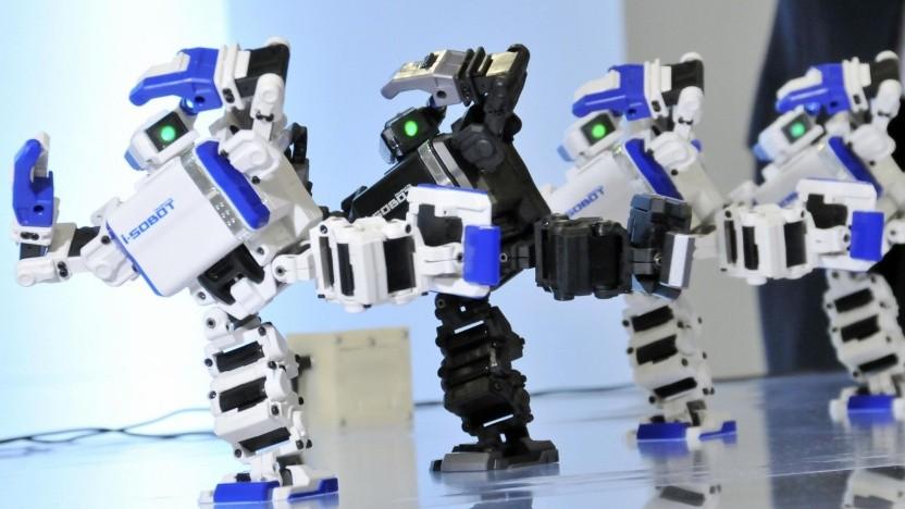 Roboter Symbolbild: Es fehlt noch an Kraft und Ausdauer.