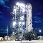 Blue Origin: Neuer Höhenrekord mit deutschem Experiment an Bord