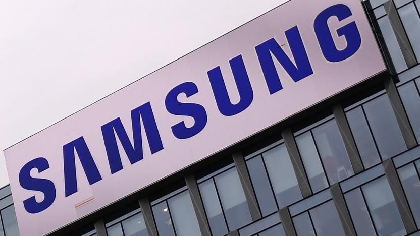 Samsung will der Erste mit einem faltbaren Smartphone sein.