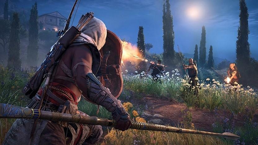 Artwork von Assassin's Creed Origins