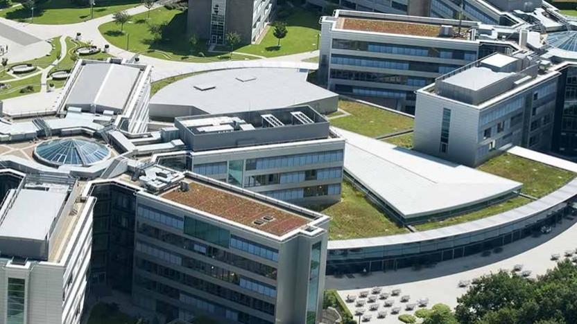 SAP-Hauptsitz in Walldorf