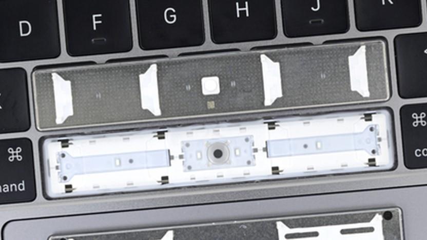 Die verbesserte Butterfly-Tastatur gibt es nicht für ältere Macbook-Modelle.