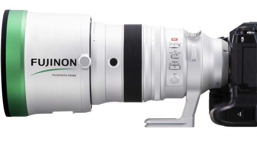 Fujinon XF 200mm F2