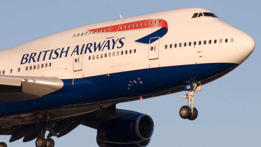 British Airways in der Kritik wegen möglicherweise unerlaubter Datenweitergabe