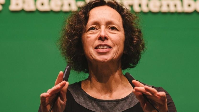 Margit Stumpp von den Grünen