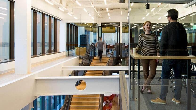 Die Firmenzentrale von Valve in Seattle