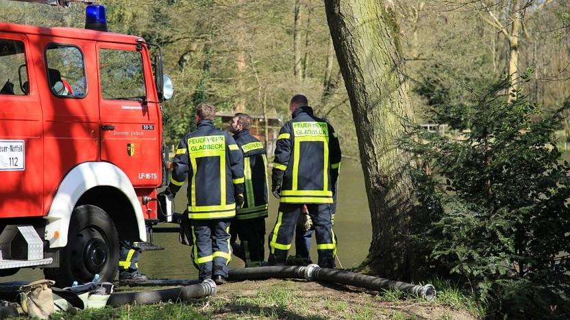 Wenn die Feuerwehr in Gladbeck zum Einsatz gerufen wird, geschieht das über ein unverschlüsseltes Funkprotokoll, das sich trivial abhören lässt.