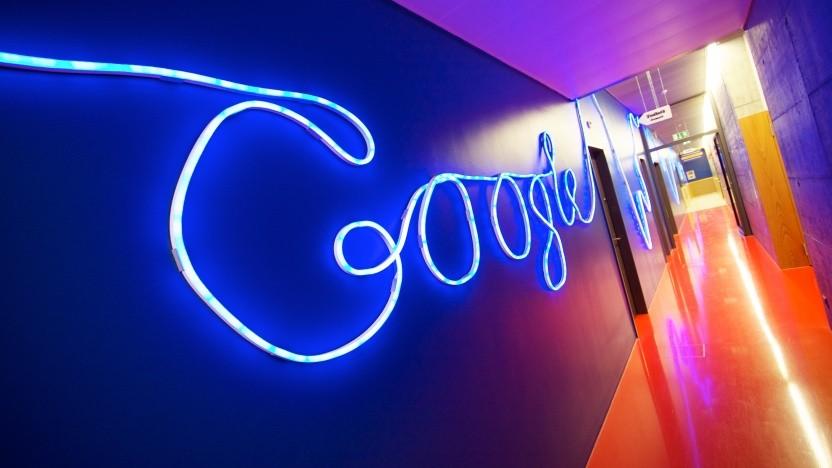 Die internen Verbindungen von Google nutzen offenbar nicht immer eine Authentifizierung.
