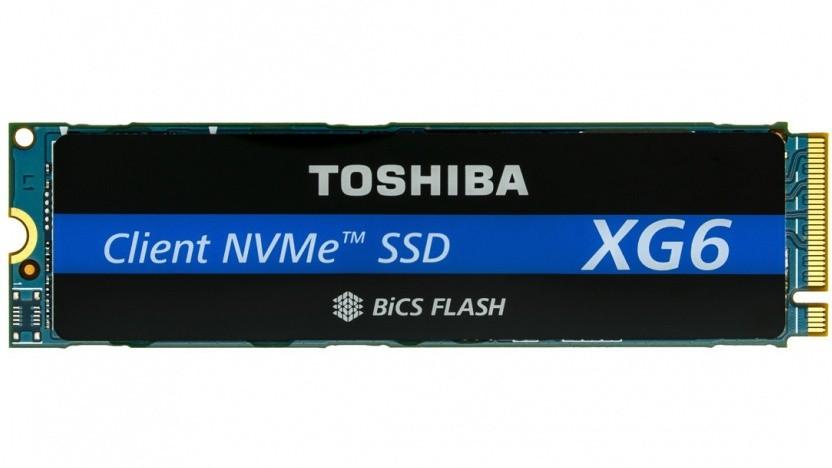 Die XG6-SSD für Notebooks