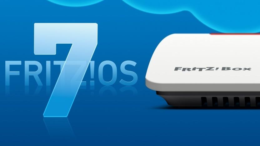 Das neue FritzOS 7 wird auf AVM-Produkte verteilt.