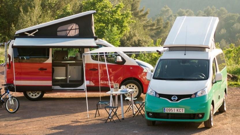 Elektrischer Camper