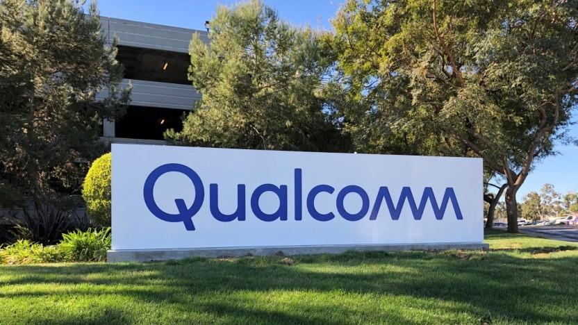 Hauptsitz von Qualcomm in Kalifornien