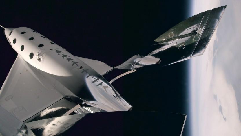 Raumschiff VSS Unity: Testprogramm in drei Phasen