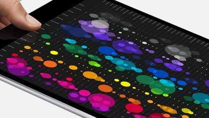 Aktuelles 12,9-Zoll iPad Pro