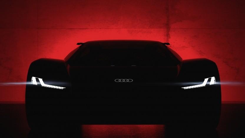 Neu - Audi elektrisiert Pebble Beach - Vorstellung