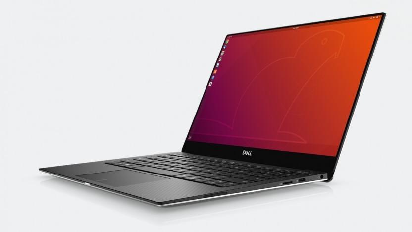 Das XPS 13 gibt es künftig mit Ubuntu 18.04 LTS alias Bionic Beaver.