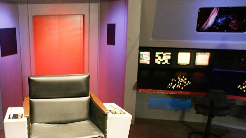 Das bekannte Zischen der Türen des Raumschiffs Enterprise stammt von Doug Grindstaff.