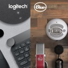 Blue Microphones: Logitech übernimmt den Hersteller des Yeti-Mikrofons