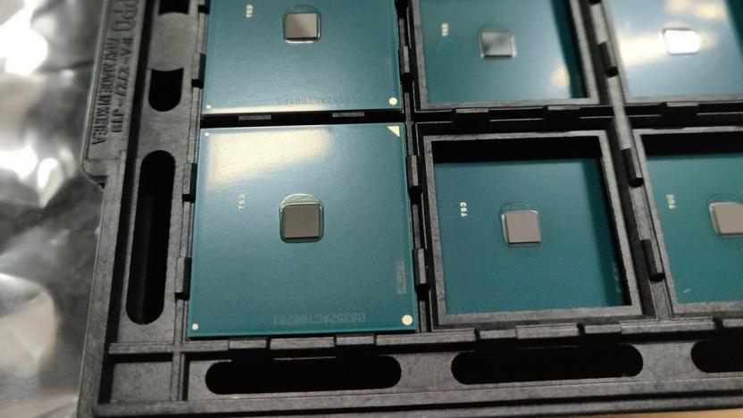 Die erste Fertigung der Shakti-CPUs ist geglückt.