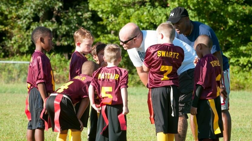 Ein Coach kann andere weiterbringen und motivieren.