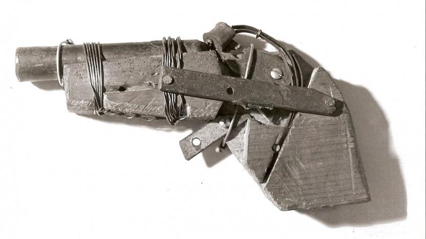 Selbstgebaute Waffen brauchen keine 3D-Drucker.