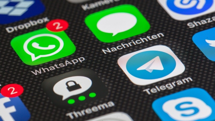 Telegram gilt beliebteste Messenger-App im Iran, auch weil Konkurrenz wie Facebook und Whatsapp blockiert werden.