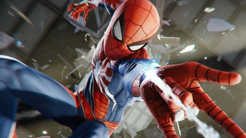 Artwork von Spider-Man