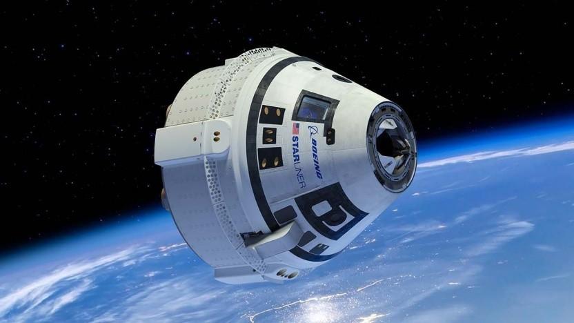CST-100 Starliner: Die Nasa fürchtet um die US-Präsenz auf der ISS.