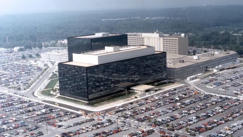 Das NSA-Hauptquartier in Fort Meade ist vielleicht weniger sicher als gedacht.