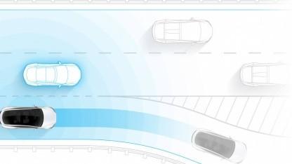 Automatisiertes Abfahren von der Autobahn