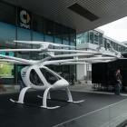 Flugautos und Taxidrohnen: Der Nahverkehr erobert die dritte Dimension
