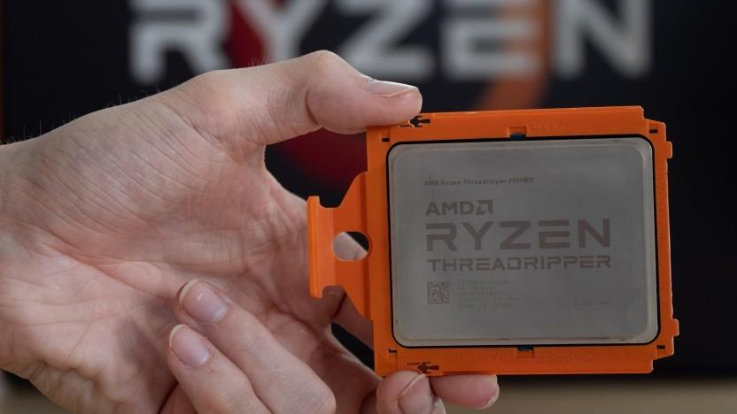 AMDs Ryzen Threadripper 2990WX im Test