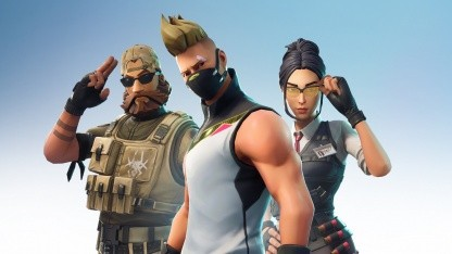Battle Royale Fortnite Für Android Startet Exklusiv Bei Samsung