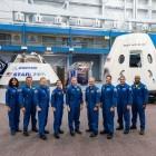 Raumfahrt: Die neuen Astronauten für SpaceX und Boeing