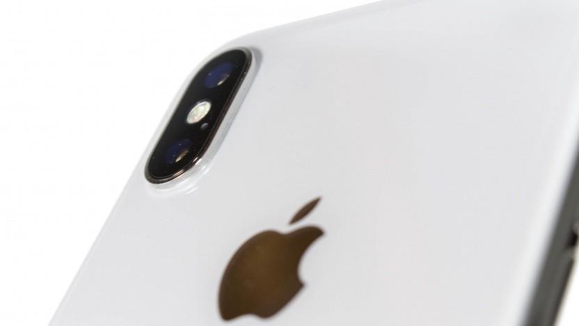 Das iPhone X von Apple