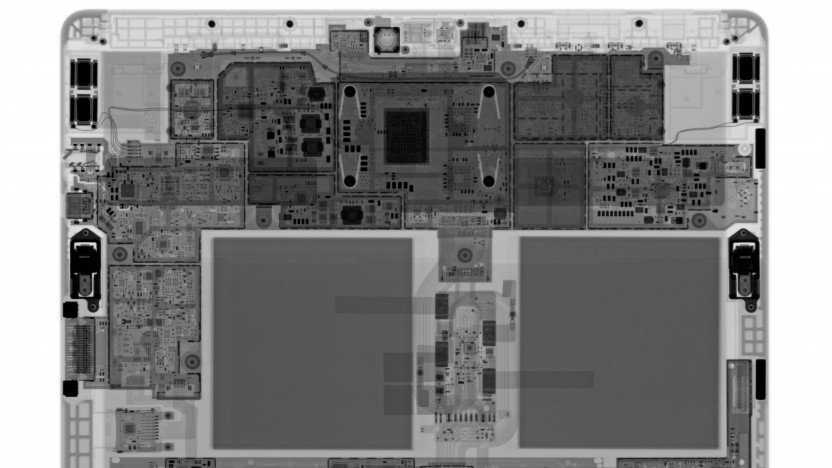 Teardown des Surface Go von Microsoft