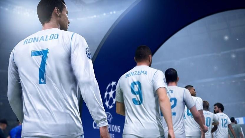 Artwork von Fifa 19