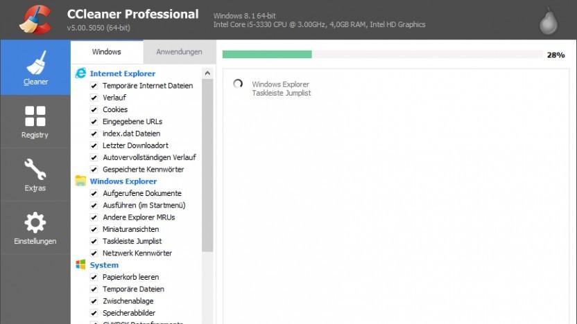 Ccleaner zieht Version 5.45 seines Optimierungs-Tools zurück.