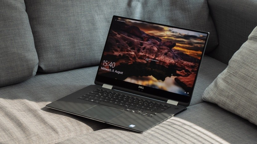 Dells XPS 15 Convertible im Test