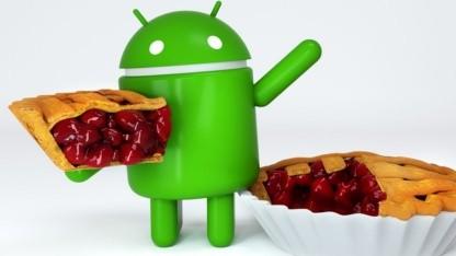 Der Kuchen kommt auch auf schwächer ausgestattete Android-Smartphones.