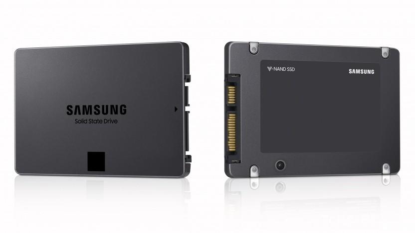 Sata-SSD mit QLC-V-NAND