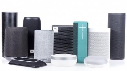 Smarte Lautsprecher sind weiterhin sehr beliebt.