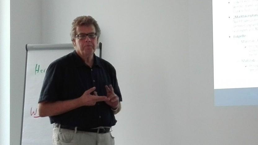 Benedikt Kind, Leiter Regulierungsverfahren und Recht beim Breko