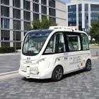 Navya: Mainz testet autonomen Bus am Rheinufer