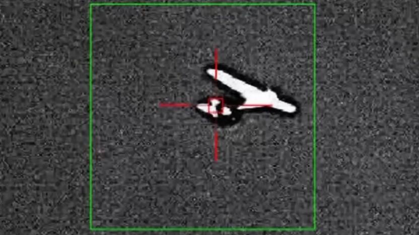 Drohne im Visier (Symbolbild): mit Mikrowellen gegen unbemannte Fluggeräte