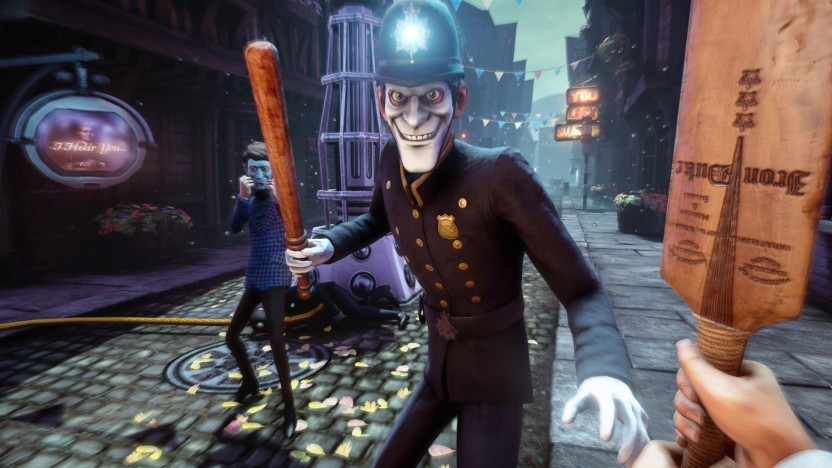 Artwork von We Happy Few