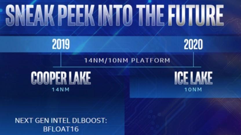 Server-CPUs: Cooper Lake und Ice Lake nutzen gleichen Sockel - Golem de