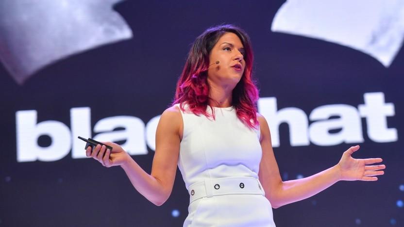 Parisa Tabriz ist bei Google für Project Zero und für die Sicherheit von Chrome verantwortlich.