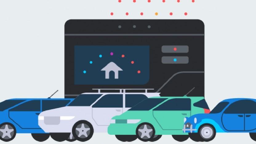 Alexa soll die Automobilwelt erobern.